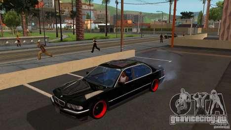 BMW E38 750LI для GTA San Andreas