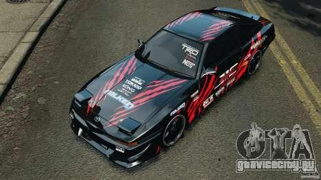Toyota Supra 3.0 Turbo MK3 1992 v1.0 для GTA 4