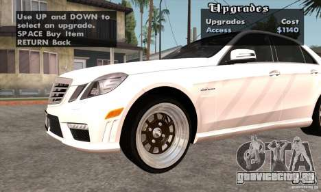 Wheels Pack by EMZone для GTA San Andreas шестой скриншот