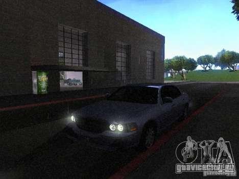 ENBSeries by JudasVladislav для GTA San Andreas восьмой скриншот