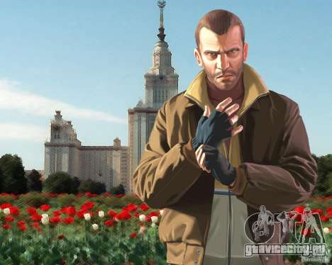 Загрузочный экран Россия в Америке для GTA 4 второй скриншот
