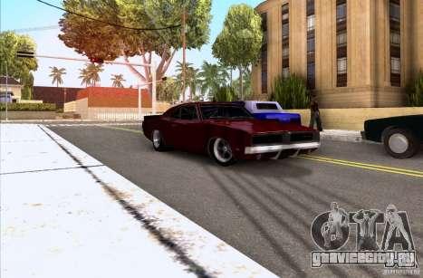 ENBSeries by HunterBoobs v2.0 для GTA San Andreas четвёртый скриншот