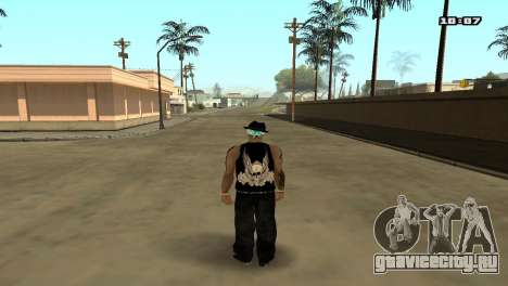 Skin Pack The Rifa для GTA San Andreas