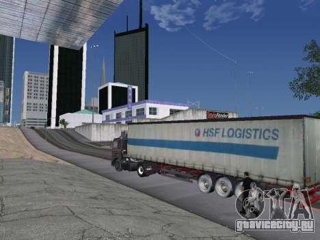 МАЗ 5551 Колхоз для GTA San Andreas вид сверху