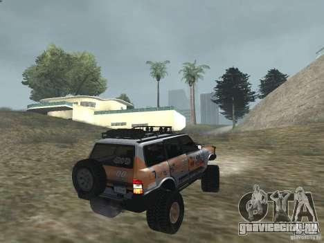 Tornalo 2209SX 4x4 для GTA San Andreas вид слева