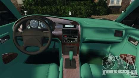 Daewoo Bucrane Concept 1995 для GTA 4 вид сзади