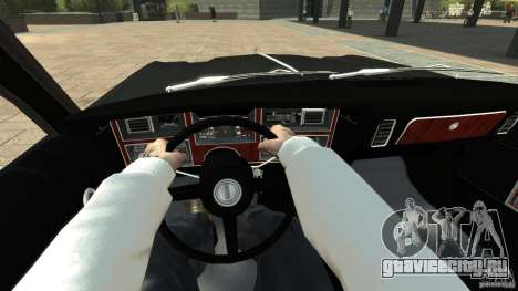 Plymouth Volare Coupe 1977 для GTA 4 вид сбоку