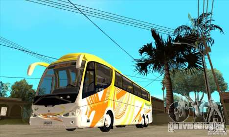 Irizar PB Scania K420 6x2 для GTA San Andreas