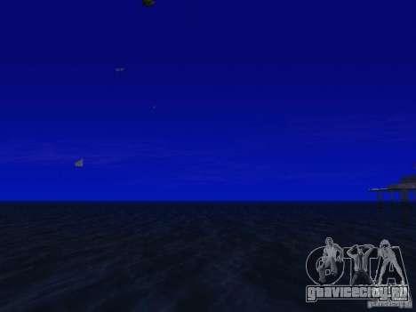 Новый Timecyc для GTA San Andreas третий скриншот