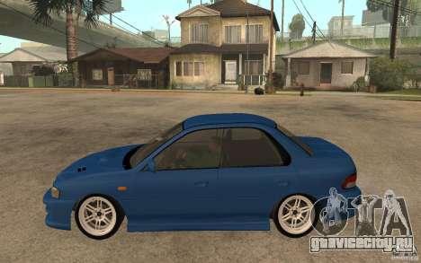 Subaru Impreza GC8 JDM SPEC для GTA San Andreas