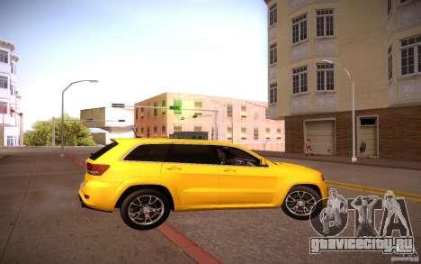 ENBSeries для слабых ПК v2.0 для GTA San Andreas седьмой скриншот