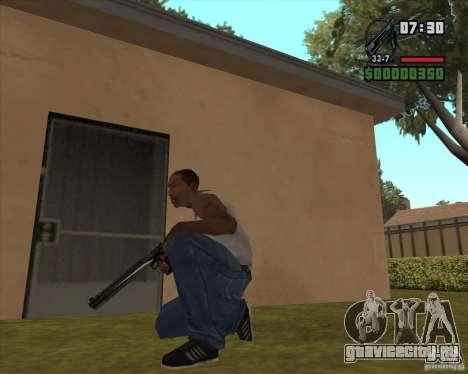 Black Chrome Eagle для GTA San Andreas