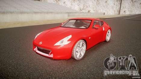 Nissan 370Z для GTA 4