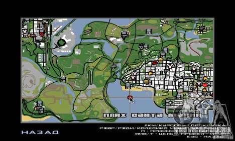 Drift City для GTA San Andreas седьмой скриншот