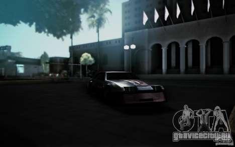 San Andreas Graphics Enhancement для GTA San Andreas пятый скриншот