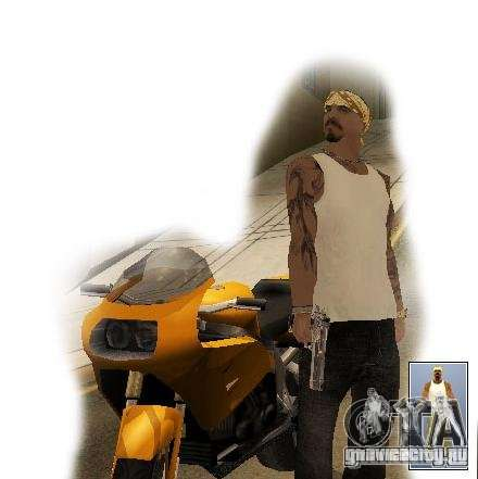 Vagos Gang для Crime-Streets для GTA San Andreas третий скриншот