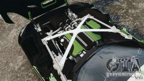 SRT Viper GTS 2013 для GTA 4 вид сверху