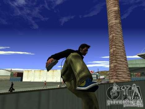 Claude HD Remake (Beta) для GTA San Andreas пятый скриншот