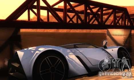 ENBSeries by dyu6 v5.0 для GTA San Andreas восьмой скриншот