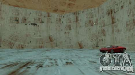Demolition Derby Arena (Happiness Island) для GTA 4 четвёртый скриншот