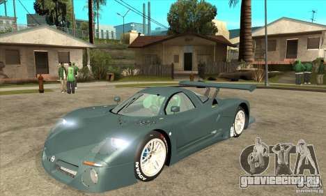 Nissan R390 GT1 1998 v1.0.0 для GTA San Andreas
