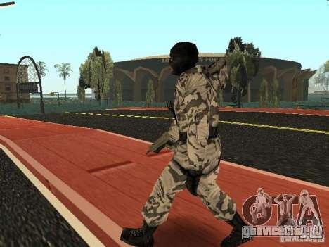 Арктический Мститель для GTA San Andreas второй скриншот