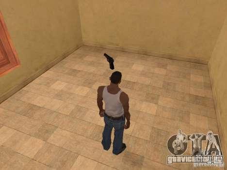 Вход в больницу Лос Сантоса для GTA San Andreas седьмой скриншот