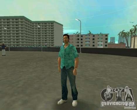 Tommy в HD качестве + новая модель для GTA Vice City