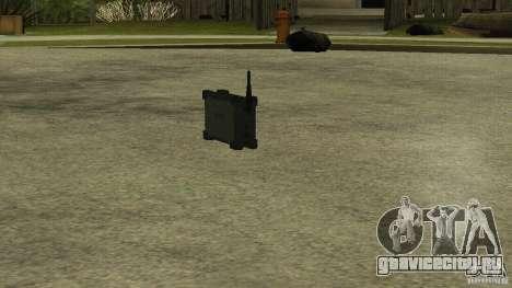 Flash из CoD MW2 для GTA San Andreas второй скриншот