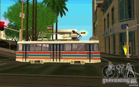 Timis 2 для GTA San Andreas вид слева