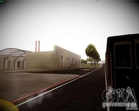 Сборник графических модов для GTA San Andreas пятый скриншот