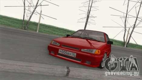 ВАЗ 2114 DROP для GTA San Andreas