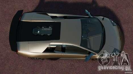 Lamborghini Murcielago LP670-4 SV [EPM] для GTA 4 вид справа