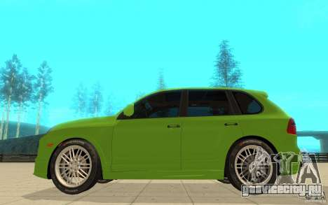Wild Upgraded Your Cars (v1.0.0) для GTA San Andreas пятый скриншот