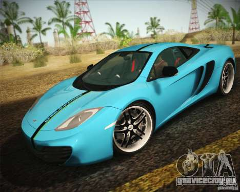 ENBSeries by ibilnaz v 2.0 для GTA San Andreas второй скриншот
