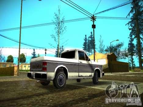 ENBSeries by GaTa для GTA San Andreas пятый скриншот