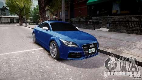 Audi TT RS Coupe v1 для GTA 4