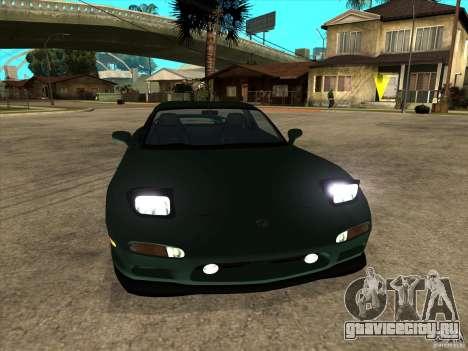 Mazda RX-7 1991-1999 для GTA San Andreas вид справа