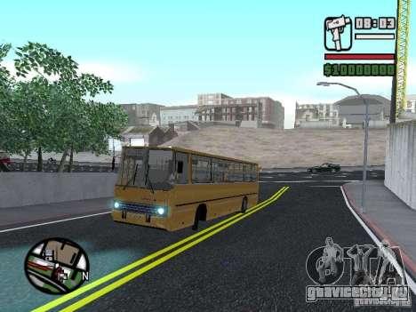 Икарус 260.37 для GTA San Andreas вид слева