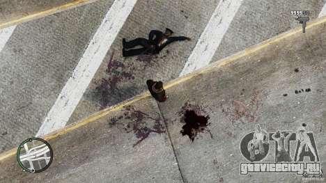 Blood-Mod v6.0 для GTA 4 четвёртый скриншот