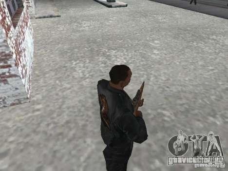 Springfield M1903 для GTA San Andreas второй скриншот
