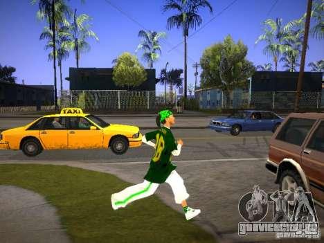 New Deniz для GTA San Andreas третий скриншот