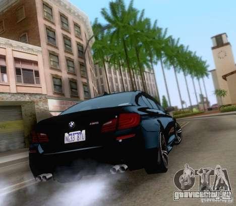 Realistic Graphics HD 5.0 Final для GTA San Andreas второй скриншот
