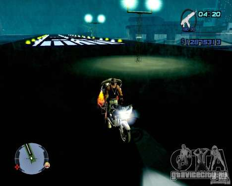 Not ENB для GTA San Andreas шестой скриншот