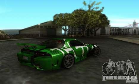 iPrend ENBSeries v1.3 Final для GTA San Andreas третий скриншот