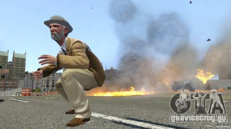 Explosion & Fire Tweak 1.0 для GTA 4 пятый скриншот