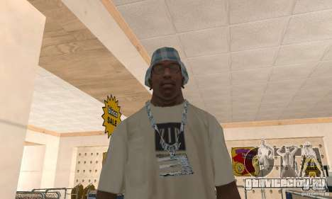Eminem and 50 Cent one chain для GTA San Andreas