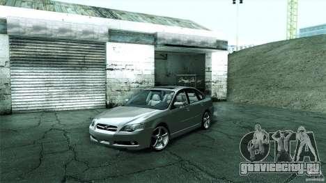 Subaru Legacy B4 3.0R specB для GTA San Andreas