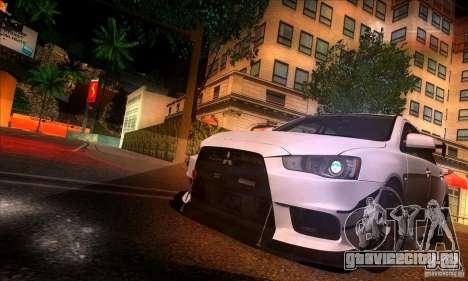 SA_gline 4.0 для GTA San Andreas восьмой скриншот