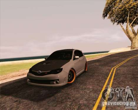 NFS The Run ENBSeries by Sankalol для GTA San Andreas восьмой скриншот